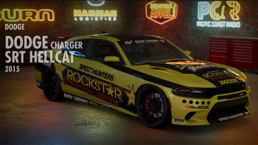 Dodge SRT Charger Hellcat