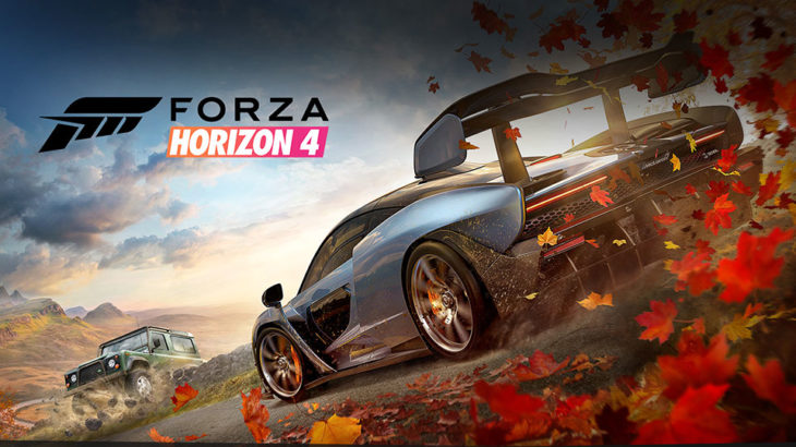 Forza Horizon 4 イギリスが舞台のオープンワールド レースゲームに飛び込もう!