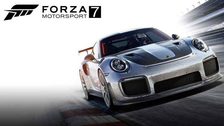 Forza Motorsport 7 ドリフトアップデート