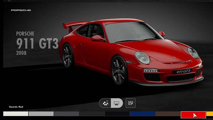 ポルシェ GT3 997
