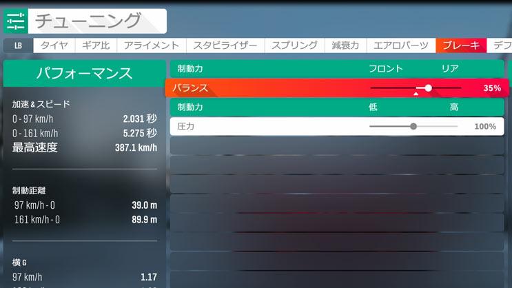 RX-7ブレーキ
