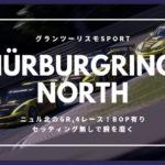 グランツーリスモSPORT ニュルのGr.4レースでテクニックを磨く(BOP 無セッティング)