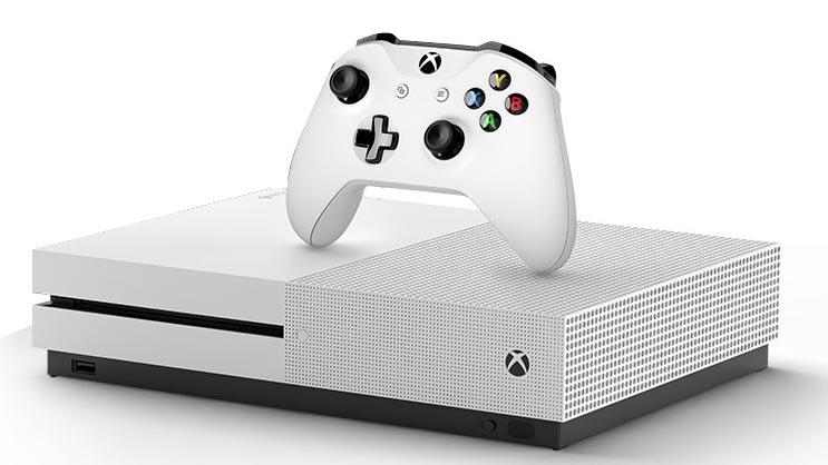 Xbox One s画像