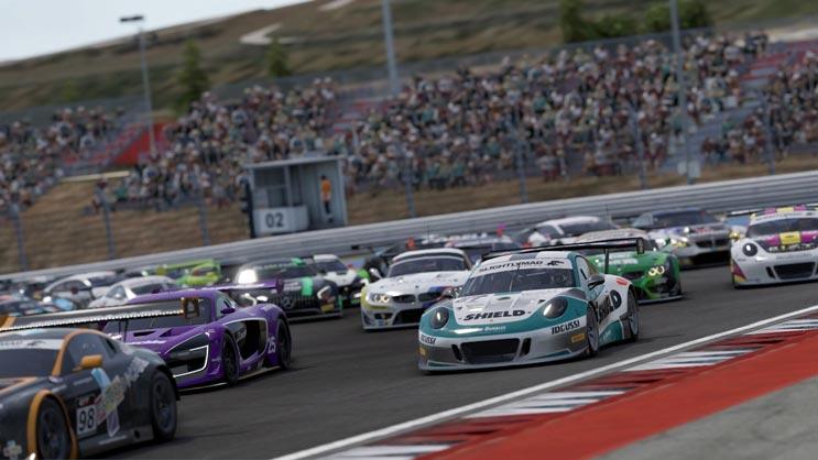 プロジェクトカーズ2 レース