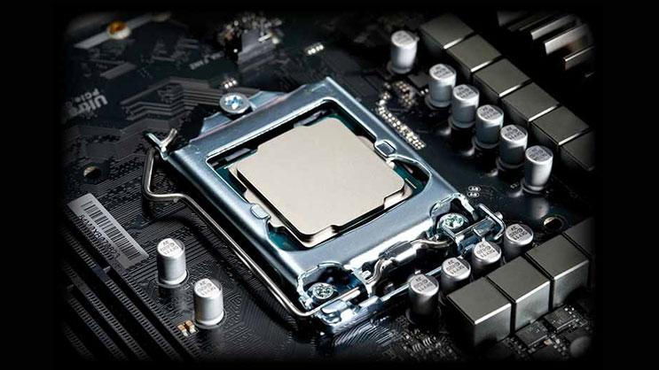 CPU core i7-9700k
