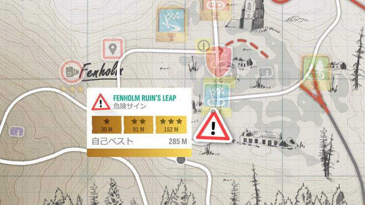 Fenholm Runs Leap