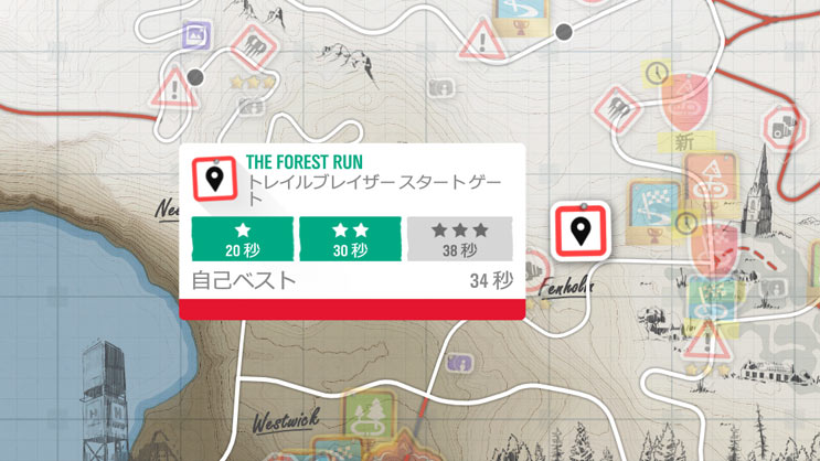 The Forest Run