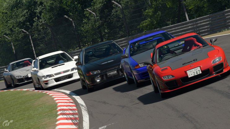 N300レース