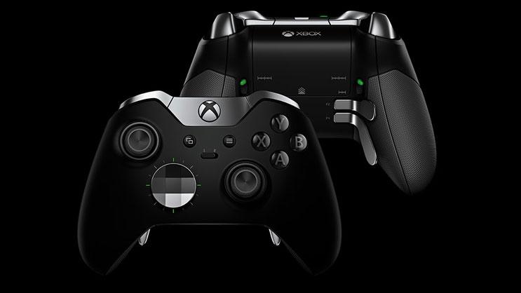Xboxエリートコントローラー