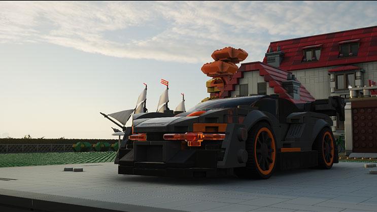 LEGO 車両