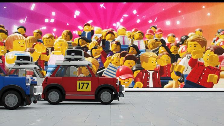 LEGO観客
